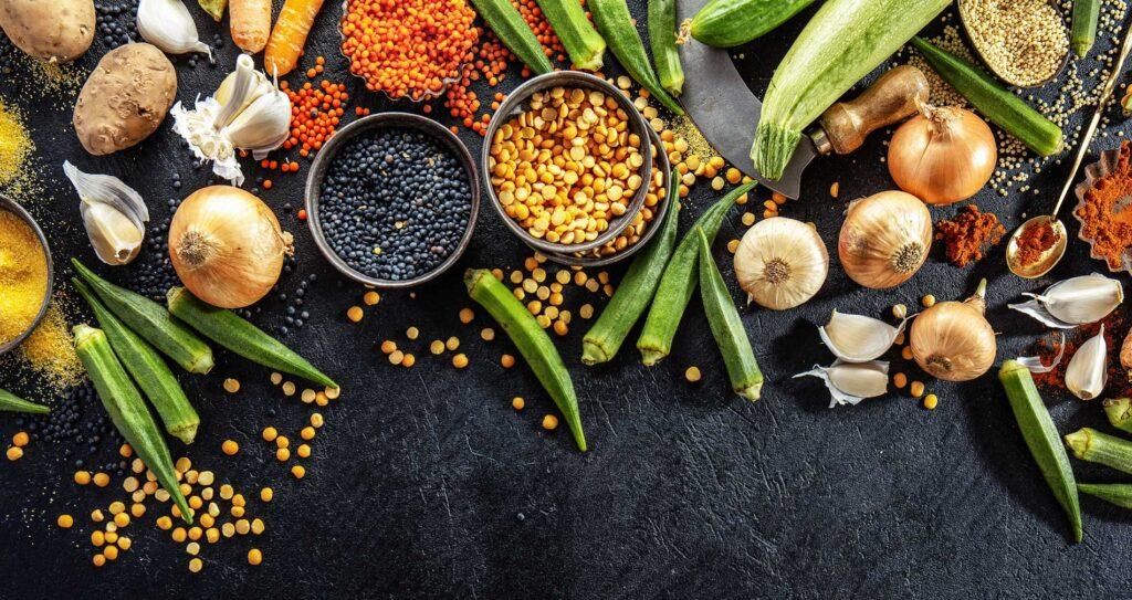 photo légumes